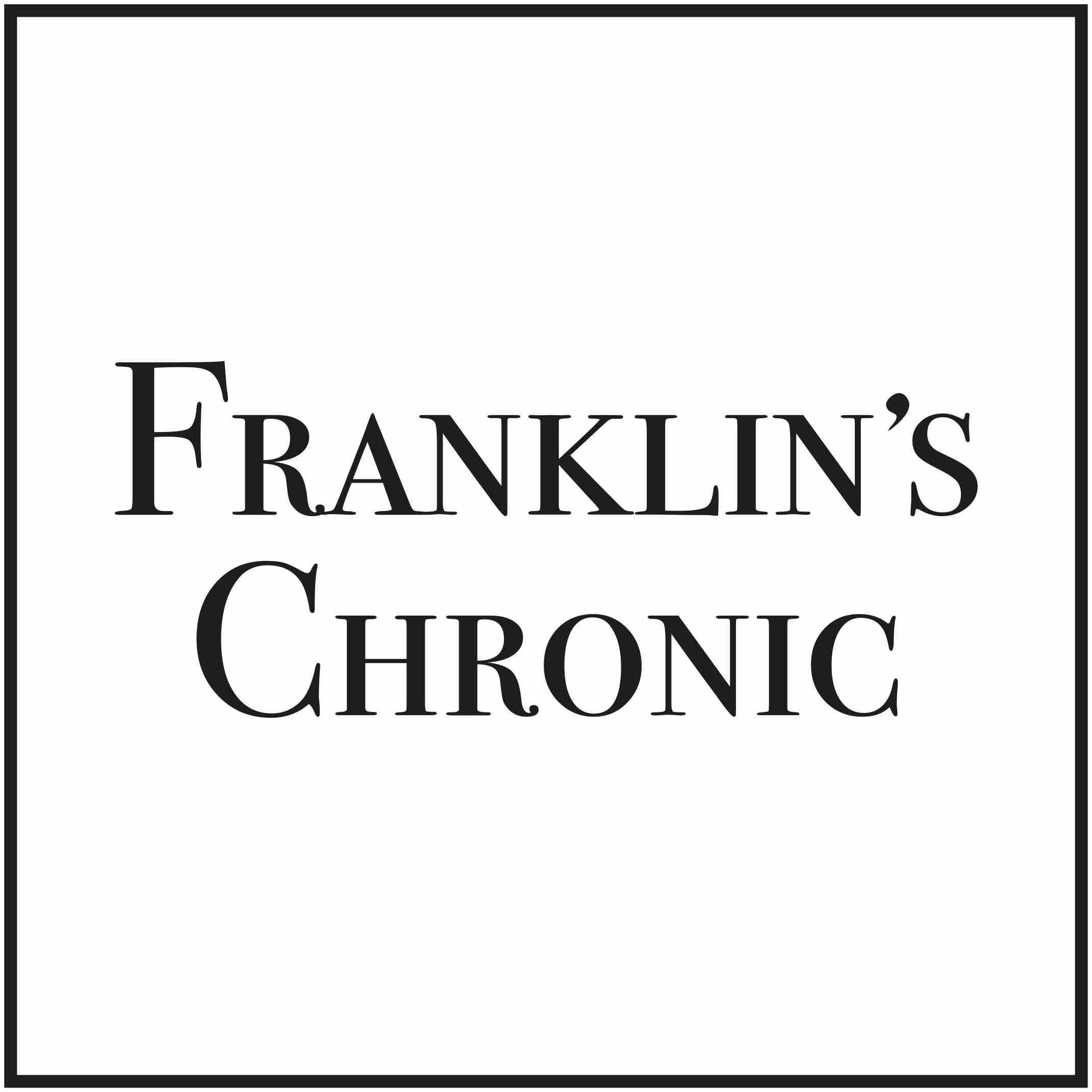 Franklins Chronic