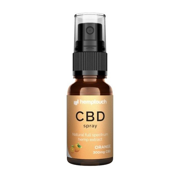 Hemptouch CBD Spray Orange 1,5%