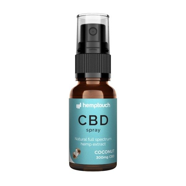 Hemptouch CBD Spray Coconut 1,5%