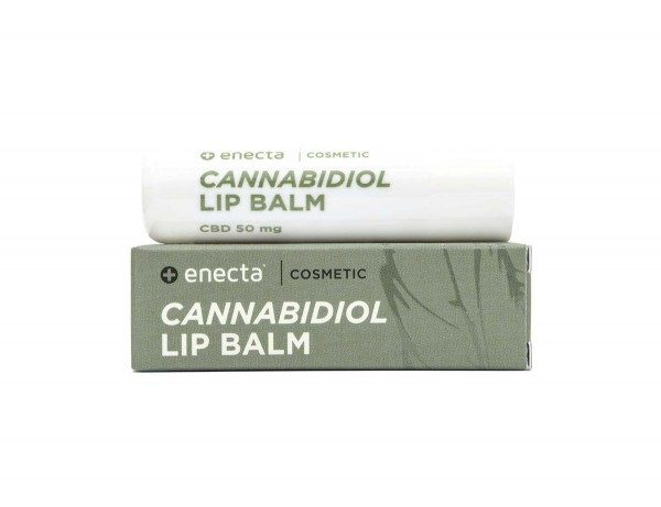 Cannabidiol Lip Balm with 50mg CBD