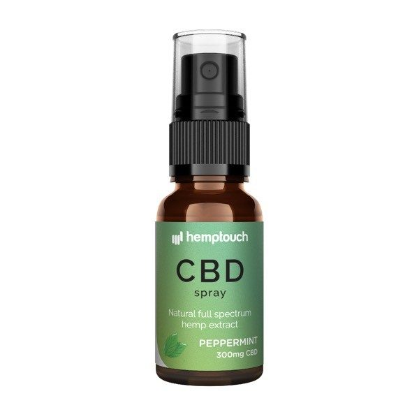 Hemptouch CBD Spray Peppermint 1,5%