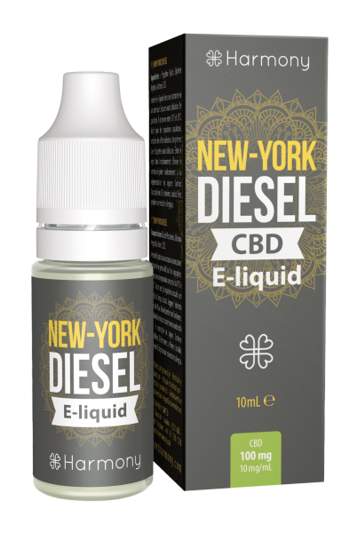 Harmony CBD Liquid New York Diesel