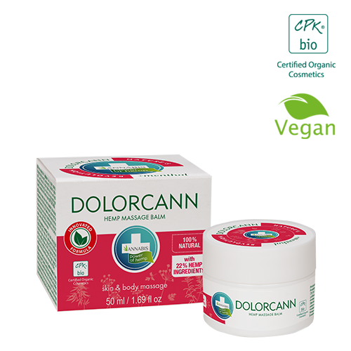 DOLORCANN muscle and massage ointment